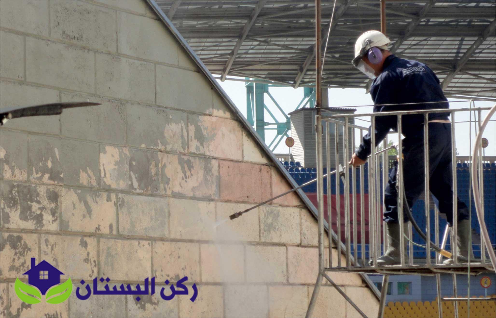 شركة تنظيف واجهات حجر بالمدينه المنوره
