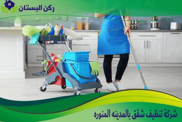 شركة تنظيف فلل بالمدينه المنوره