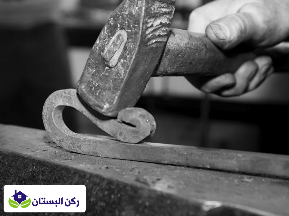 معلم حداد بالمدينة المنورة
